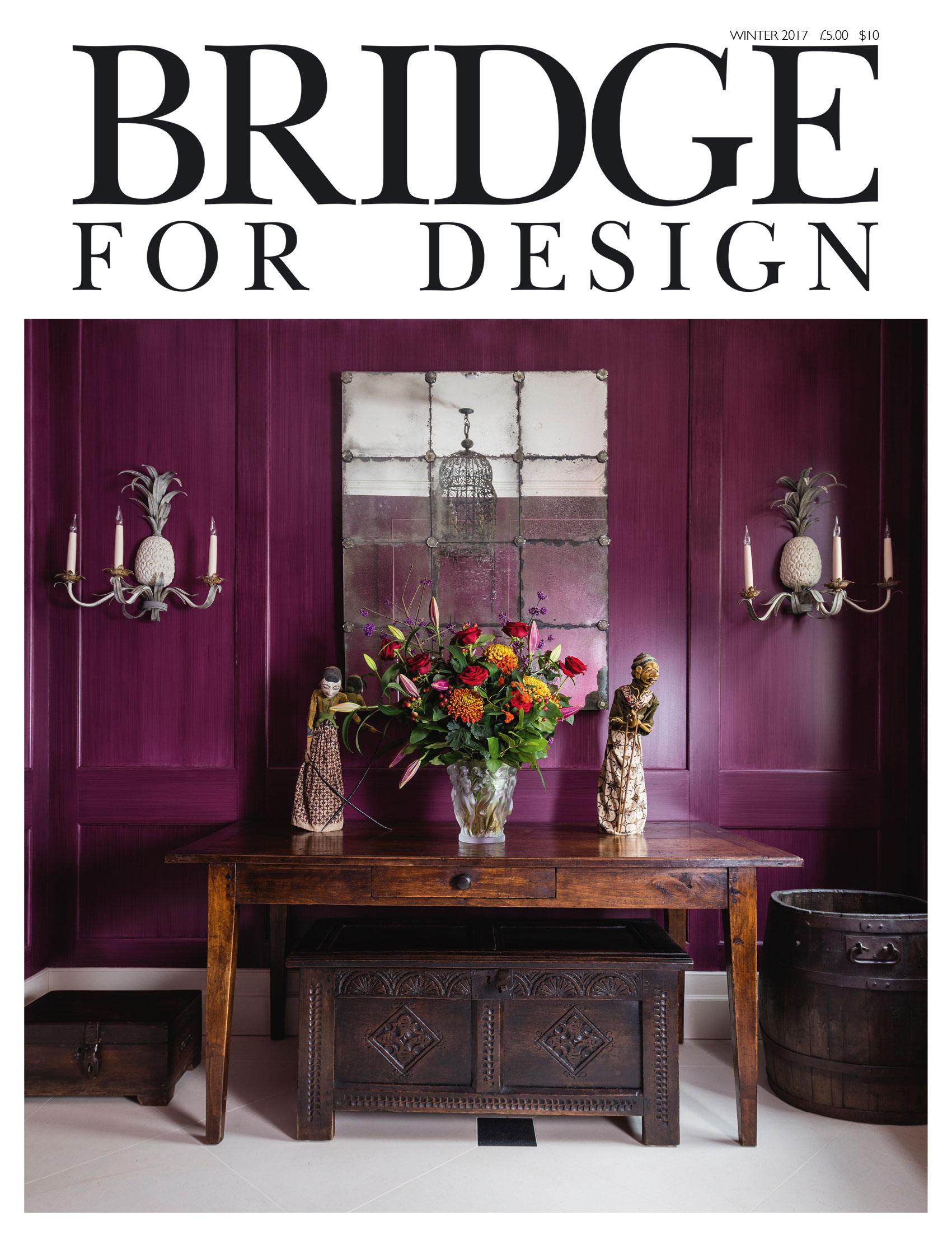 BRIDGE FOR DESIGN – WINTER 2017