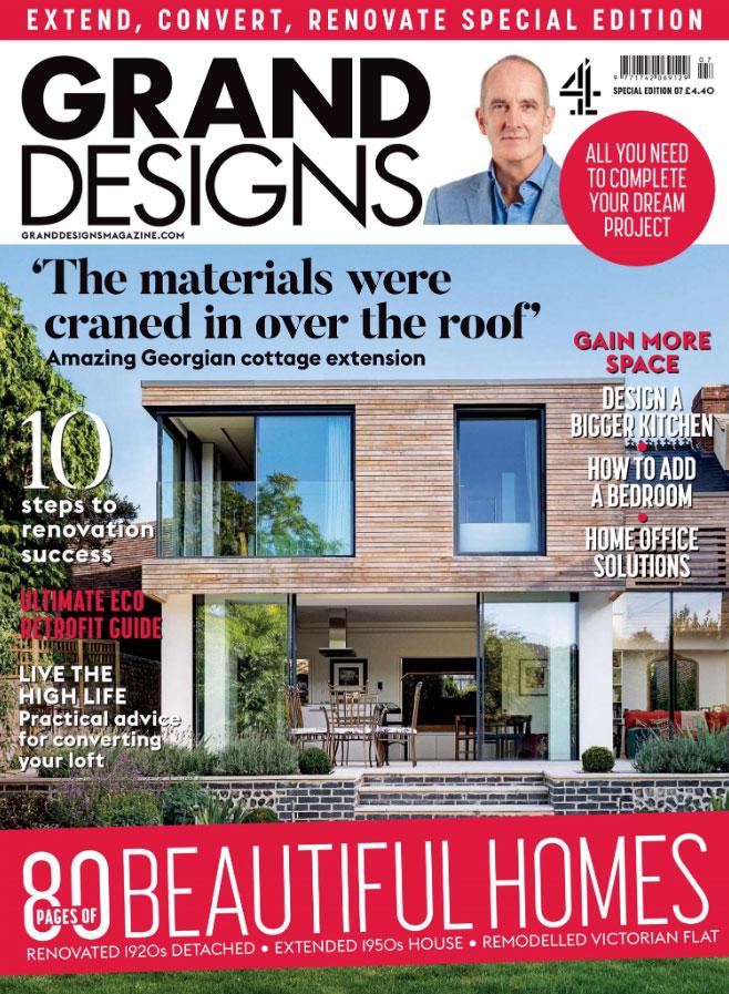 GRAND DESIGNS – COVER SHOT – SPECIAL EDITION 2019