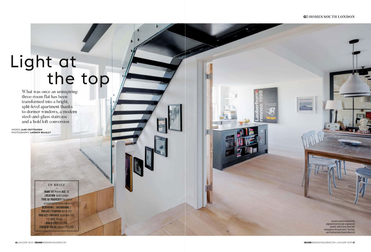 GRAND DESIGNS - JANUARY 2019 2