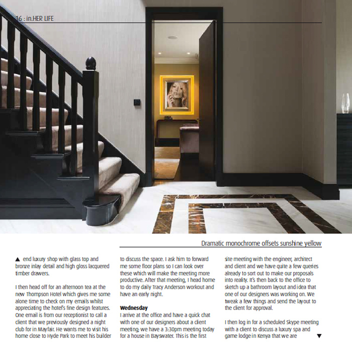 IN DESIGN - JUNE 2013 3