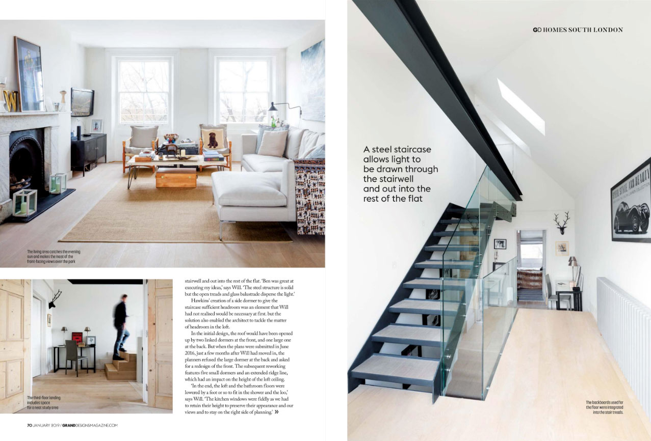GRAND DESIGNS - JANUARY 2019 4
