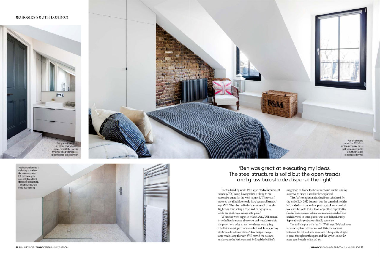 GRAND DESIGNS - JANUARY 2019 5