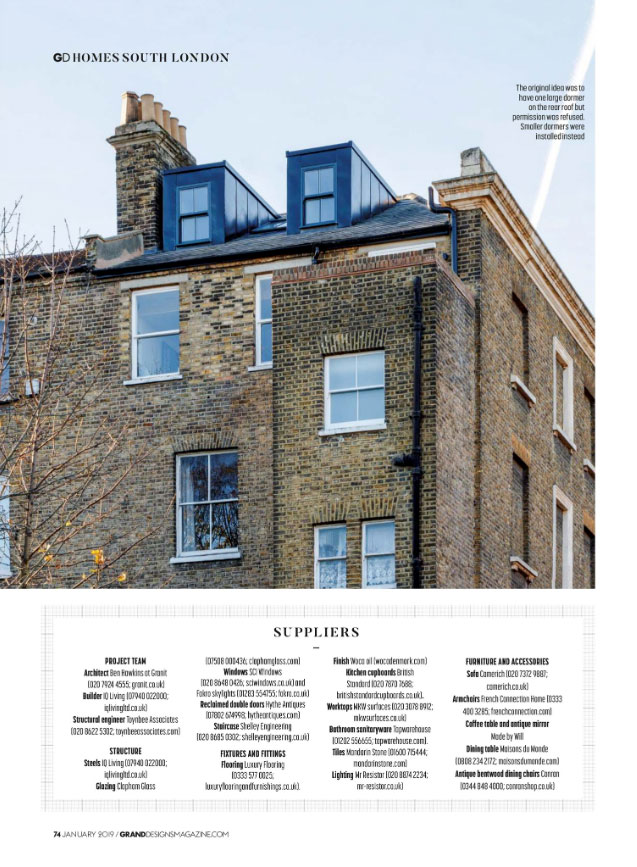 GRAND DESIGNS - JANUARY 2019 6
