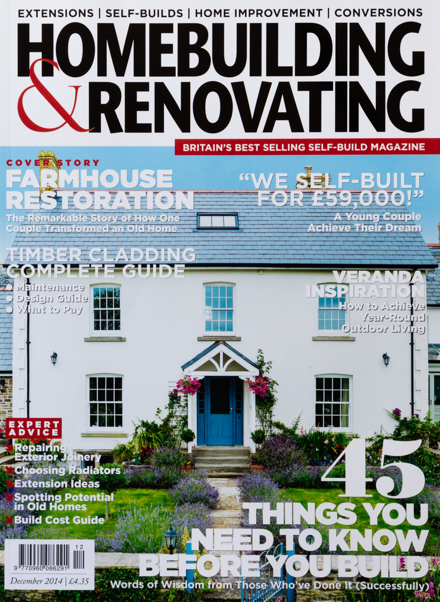 HOMEBUILDING & RENOVATING - DECEMBER 2014 1