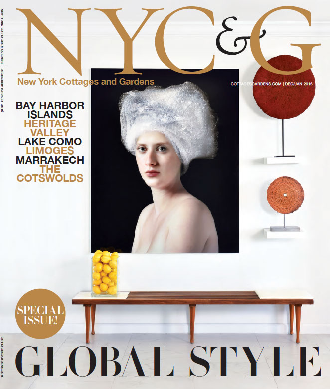 NEW YORK COTTAGES & GARDENS – JANUARY 2016
