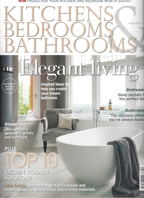KITCHENS BEDROOMS & BATHROOMS - FEBrUARY 2016 1