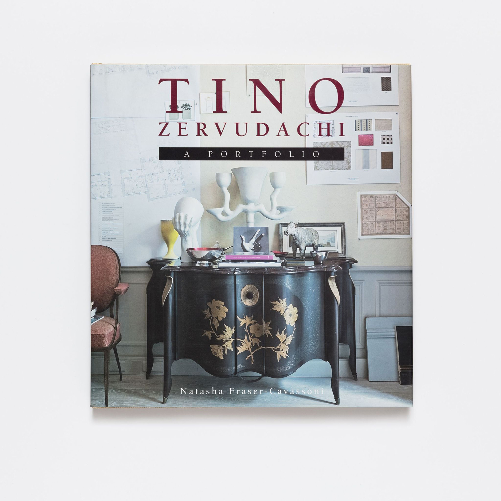 TINO ZERVUDACHI - A PORTFOLIO POINTED LEAF PRESS - DECEMBER 2012 1