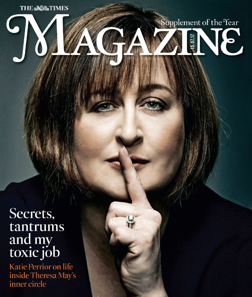 THE TIMES MAGAZINE – JULY 2017