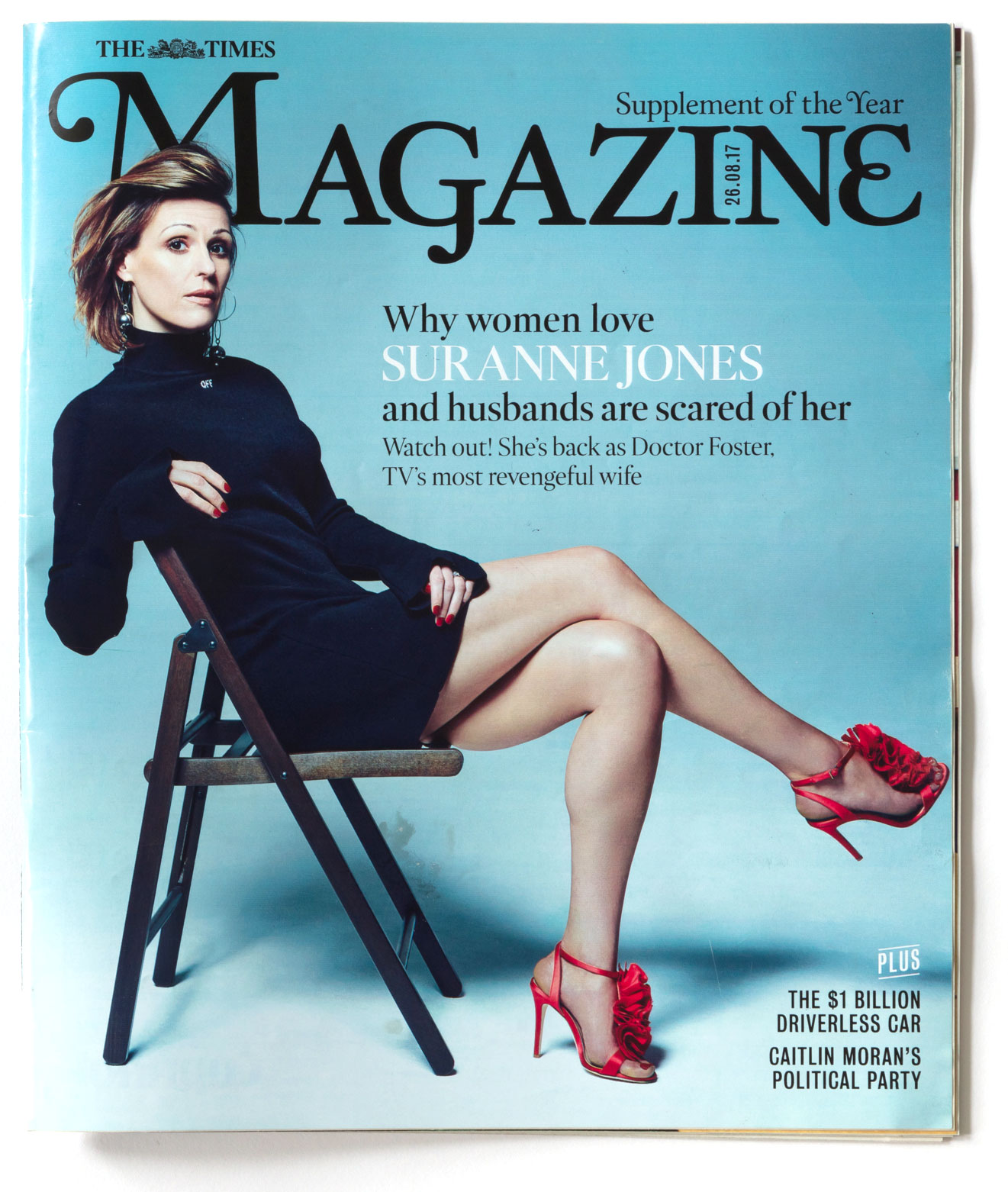 THE TIMES MAGAZINE – AUGUST 2017
