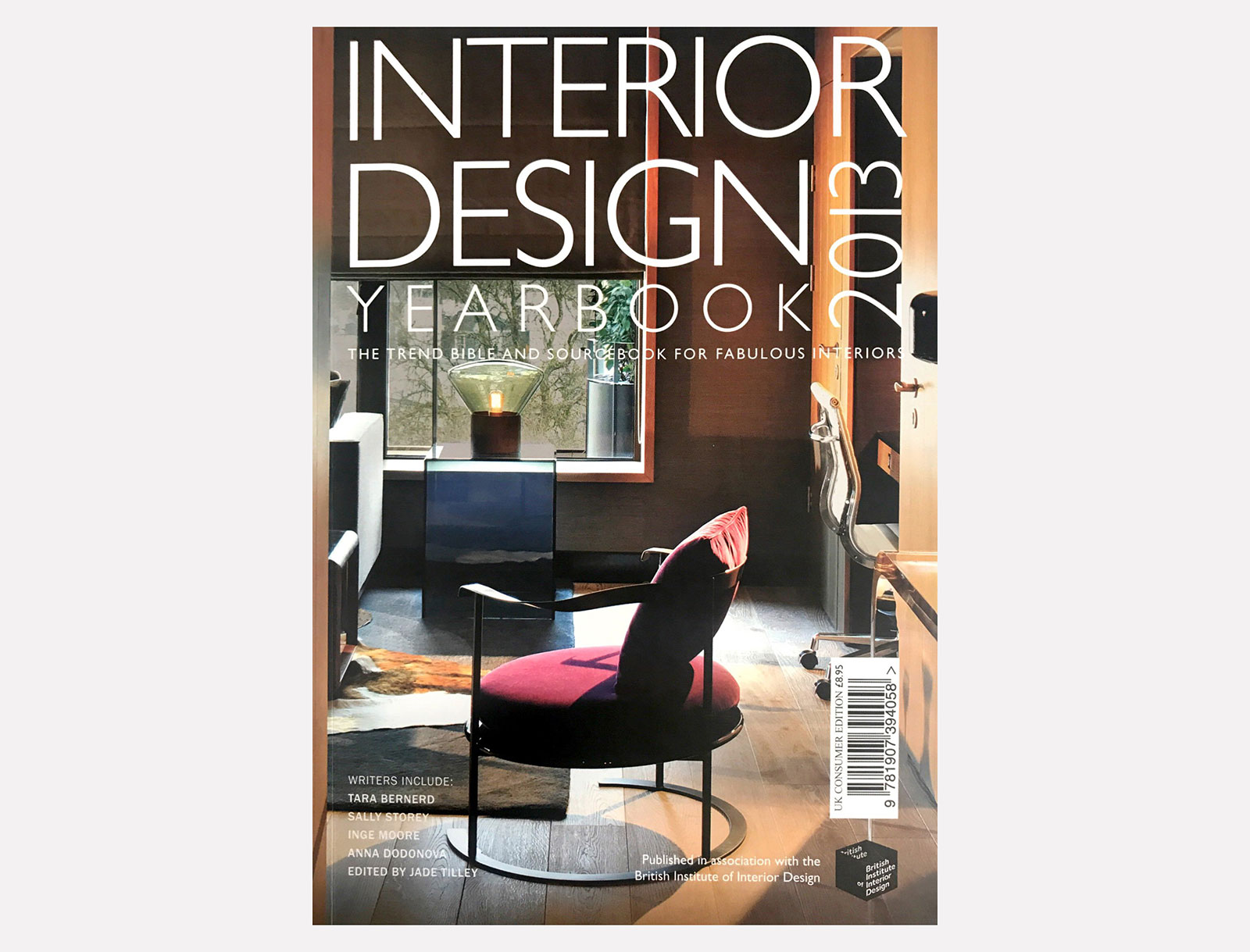 INTERIOR DESIGN YEARBOOK – 2013