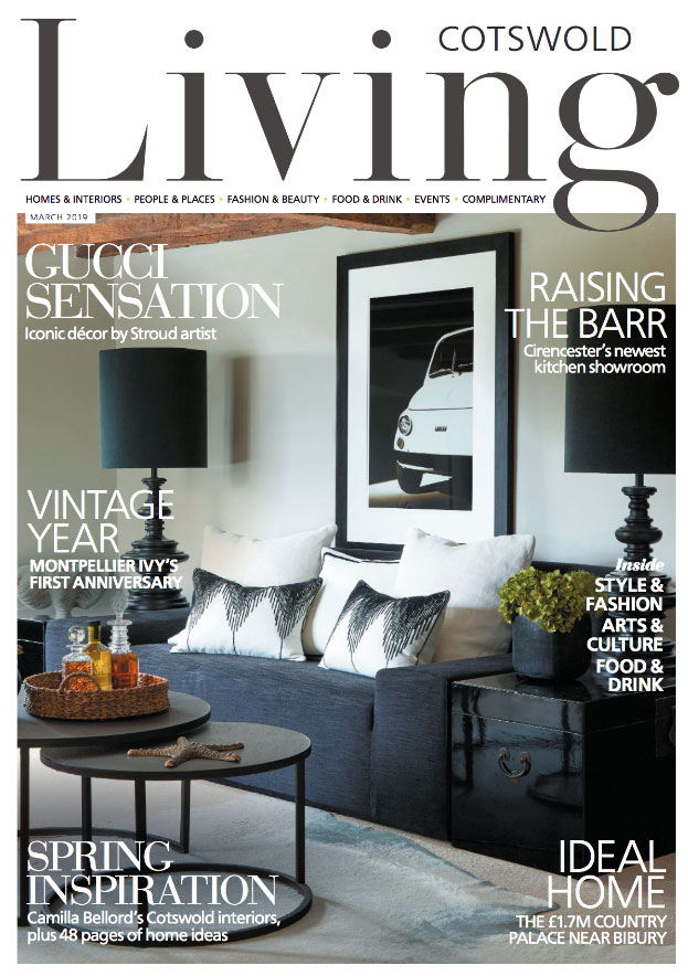 COTSWOLD LIVING – MARCH 2019