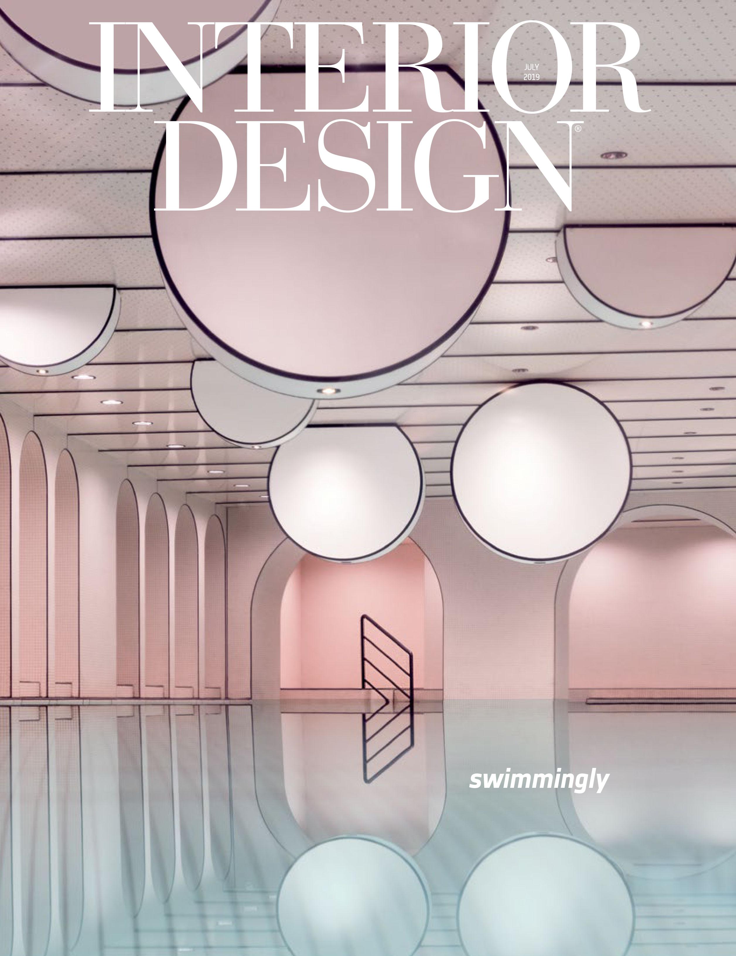 INTERIOR DESIGN – NEW YORK – JULY 2019