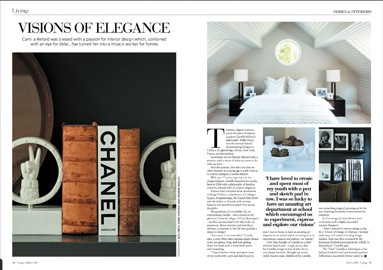 COTSWOLD LIVING - MARCH 2019 2