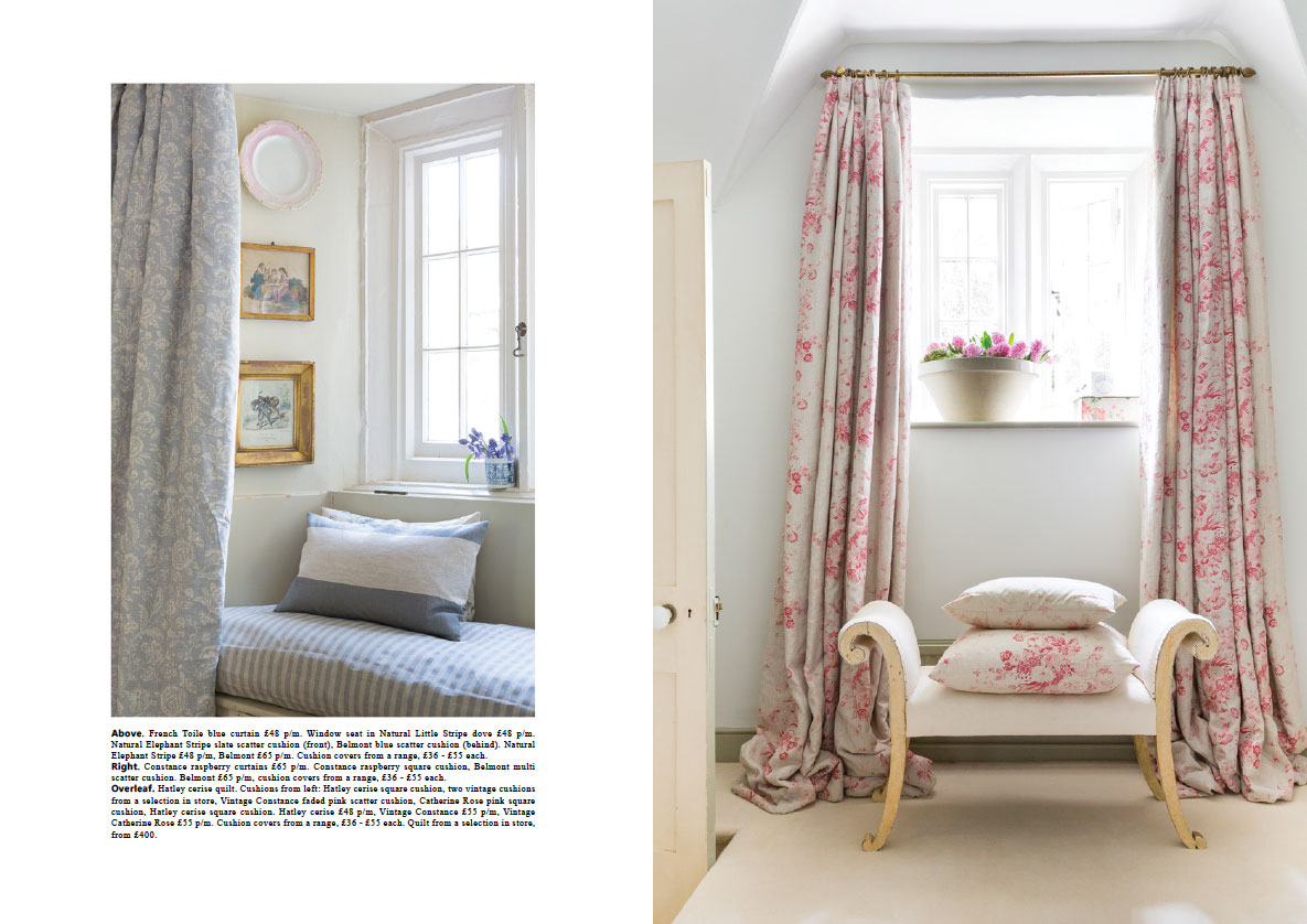 CABBAGES & ROSES - HOME & FABRIC - MAY 2014 3