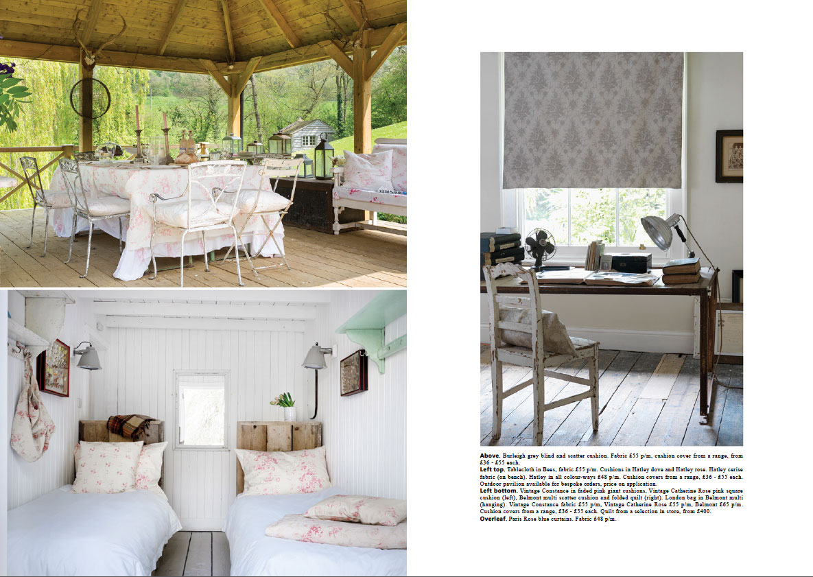 CABBAGES & ROSES - HOME & FABRIC - MAY 2014 4