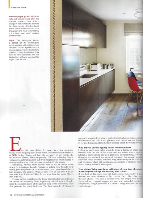 KITCHENS BEDROOMS & BATHROOMS - FEBrUARY 2016 4