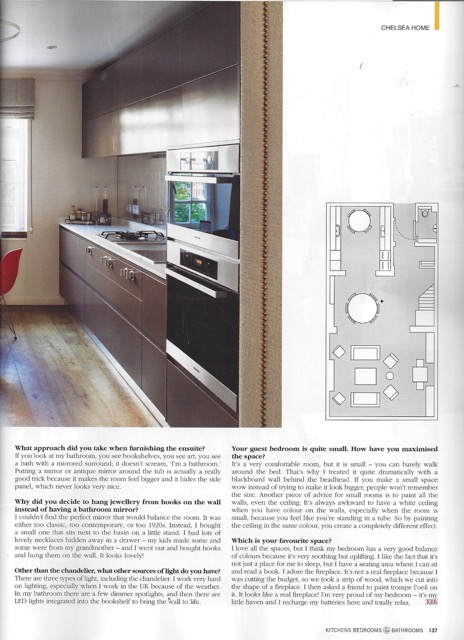 KITCHENS BEDROOMS & BATHROOMS - FEBrUARY 2016 5