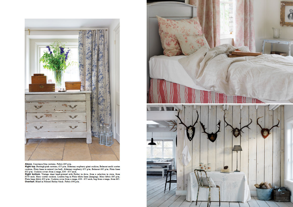 CABBAGES & ROSES - HOME & FABRIC - MAY 2014 6